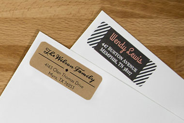 Shop for address labels