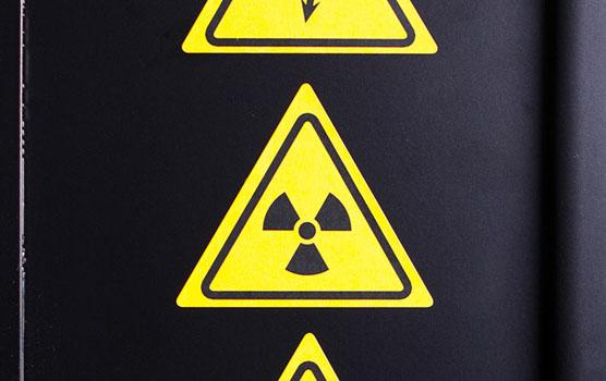 Standard Matt Yellow Labels